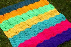 Crochet Pattern Rain