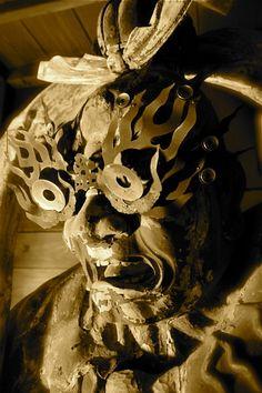 仁王像の眼鏡プロジェクト|RYO YAMASHITA