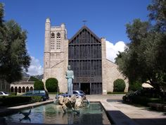 St. Andrew's Cathedral, Honolulu, Hawaii