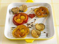 Annabel Karmel Grilled Vegetable Skewers