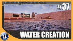 This is episode 37 of my unreal engine 4 beginner tutorial series, in today's episode we go over how you can create a simple pool of water inside of unreal e...