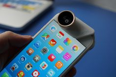 Olloclip 4-in-1 lens for iPhone 6