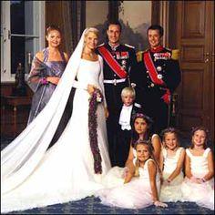 Crown Prince Haakon Magnus and Crown Princess Mette Marit of Norway