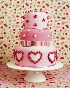 Peggy porchen cake valentine cake