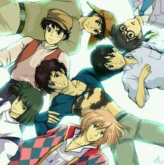 The Men of Hayao Miyazaki