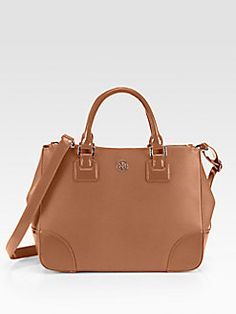 Tory Burch - Robinson Double Zip Tote. Just got for Christmas.
