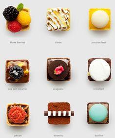 Fancy - Desserts