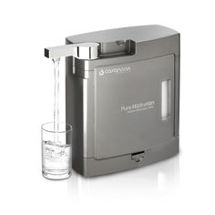 Pure Hydration Alkaline Antioxidant Water Ionizer (The fastest growing water ionizer, over 100,000 sold worldwide)