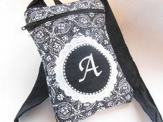 Women's Small Clutch Bag Passport Purse by BeadsandThreadsbyAmy, $16.00 #purse