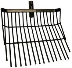 Dunggabel aus Metall Forks, Metal
