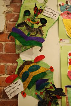 Create your own insect - When learning about insects