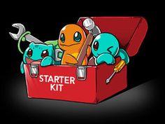 Starter Kit shirt TeeTurtle