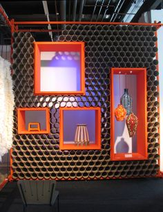 DDW Eindhoven, AVK St Joost.  What a GREAT idea for pop-up fixturing or windows-within-a-window!