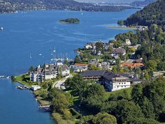 FX Mayr & More Gold Hotel, Maria Wörth, Austria. www.secretearth.com/accommodations/745-fx-mayr-and-more-golf-hotel