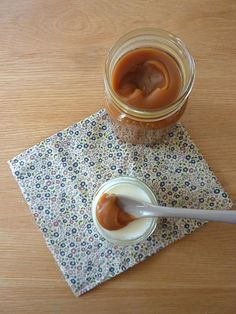 caramel au beurre salé: recette