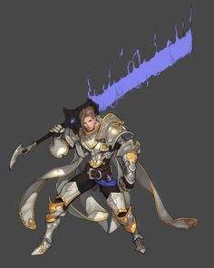 Fantasy Character Design, Character Design Inspiration, Character Concept, Character Art, Dnd Characters, Fantasy Characters, Fantasy Armor, Fantasy Male, Armor Concept