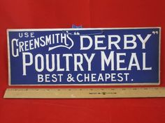 vintage farm sign - Google Search