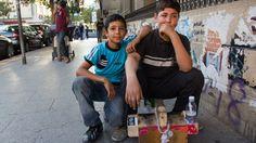 Líbano: el trabajo de los niños en la calle.   AdriBosch's Magazine
