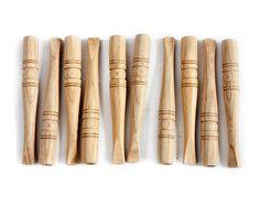 Cigarette holder Wooden cigarette holder Natural wood
