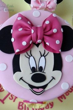 Minnie Mouse Cake Ideas (71 photos) | More Cake IdeasMore Cake Ideas