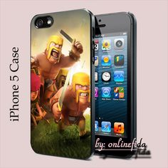 Clash of Clans For iPhone 5 Casa Cool Phone Cases, Iphone Cases, Iphone 4, Best Games, Fun Games, Clash On, Cool Lego Creations, Cute Little Things, How Big Is Baby