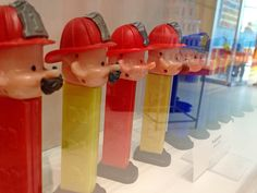 Hot Week: PEZ Hot Cinnamon Candy from the 1960′s! | CollectingCandy.