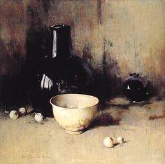 Beautiful Still Lifes by American Painter Soren Emil Carlsen (1853-1932) ~ Blog of an Art Admirer