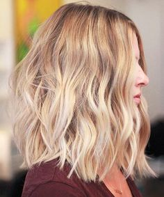 All Time Best Medium Blonde Ombre Hairstyles for Women to Reach Perfection