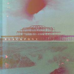 Portada del nuevo disco de la banda mexicana Blackpony, Liquid