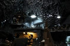 Bat Cave Lego