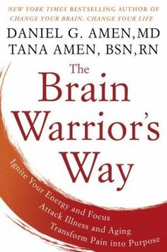 The Brain Warrior's Way: Ignite Your Energy and Focus, Attack Illness and Aging, Transform Pain Into Purpose. This book is still being acquired by libraries in SAILS, but it is listed in the online catalog already. Place your hold now to get your name on the list!