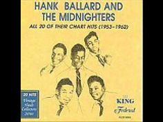 Hank Ballard & The Midnighters Baby Please 1958 King Records - YouTube