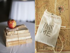 Schoolhouse Fall Wedding