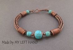 Hey, I found this really awesome Etsy listing at https://www.etsy.com/listing/158200341/turquoise-copper-bangle-bracelet-viking