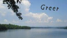 Greer, South Carolina... The small town where I call home.