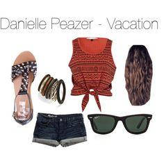 Danielle Peazer inspired outfit. Sooo cute