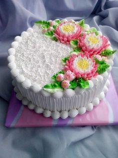 Cake Designs For Kids, Cake Decorating Designs, Creative Cake Decorating, Cake Decorating Techniques, Cake Decorating Tutorials, Creative Cakes, Cake Frosting Recipe, Cake Icing, Cupcake Cakes