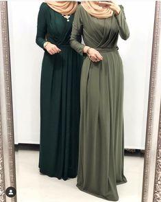 House Of Heiress Official - - Elianah Pleated Abaya Muslim Dress Hijab Evening Dress, Hijab Dress Party, Abaya Fashion, Muslim Fashion, Fashion Dresses, Modest Dresses, Modest Outfits, Modest Wear, Top Maxi