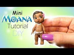 Disney's Moana cake topper fondant - oceania - vaiana in pasta di zucchero torta - YouTube