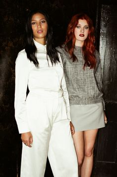 Meet Icona Pop, The BFFS and band mates who met at a party and became chart toppers.