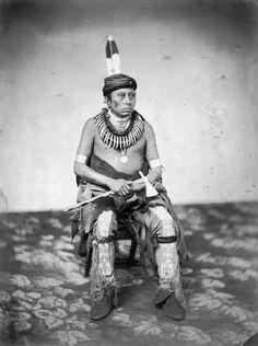 Ti-ra-wat-ka-da-huk (aka The Conqueror) - Pawnee – 1858 Native American Pictures, Native American History, Native American Indians, American Art, Indian Tribes, Native Indian, Navajo, Canadian Culture, Cherokee Nation