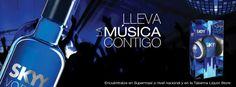 Llévate la música contigo gracias a Skyy, solo en www.lataberna.com.ec Skyy Vodka, Wicked, Neon Signs, Thanks, Witches
