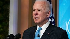 """Writer Salena Zitobest described the Rorschach testthat Donald Trump represented. As she put it in 2016, """"The press takes him literally, but not seriously; his supporters take him seriously, but not literally.""""Now comes another presidential dilemma: What to make of the new and radical Joe Biden? Rorschach Test, Chuck Todd, Past Presidents, Fox News App, Across The Border, State Of The Union, New Fox, Today Show"""