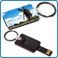USB Stick alias Schlüsselanhänger mit Foto oder Motiv bedruckbar Usb Stick, Usb Flash Drive, Phone, Telephone, Phones, Usb Drive