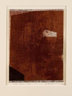 Yuko Kimura - Estampas y Collages