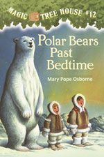The Paperback of the Polar Bears Past Bedtime (Magic Tree House Series by Mary Pope Osborne, Sal Murdocca Magic Tree House Lessons, Magic House, Book Club Books, Book Series, Book Clubs, Book Nerd, Mary Pope Osborne, Polaroid, Magic Treehouse