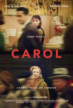 キャロル Carol ルーニー・マーラ(Rooney Mara), ケイト・ブランシェット(Cate Blanchett)