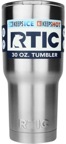 RTIC 30 oz. Stainless Steel Tumbler #tumbler #Insulated #cool #outdoor #home