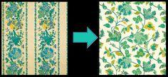 Enchanted Vine fabric inspiration