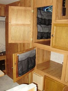 Cheap And Easy Ways To Organize Your RV Camper Van 45